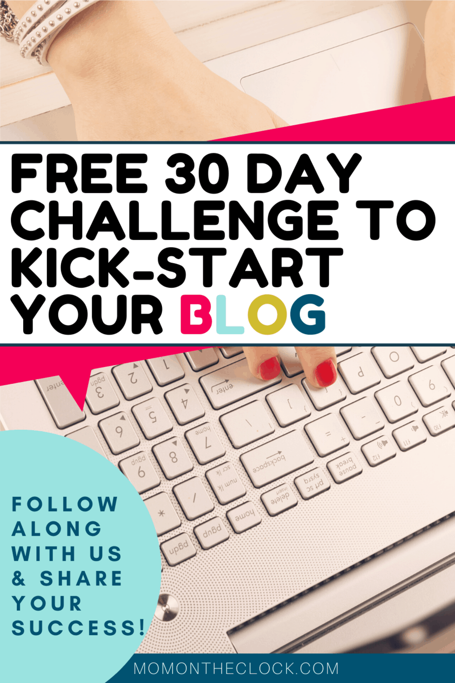 Join us for the 30 day blog challenge to kick-start your blog with great content consistently.