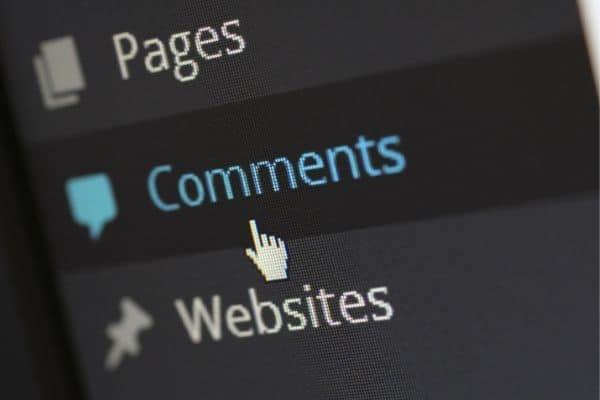 Approve Blog Comments