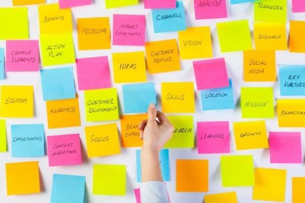 Brainstorm post ideas
